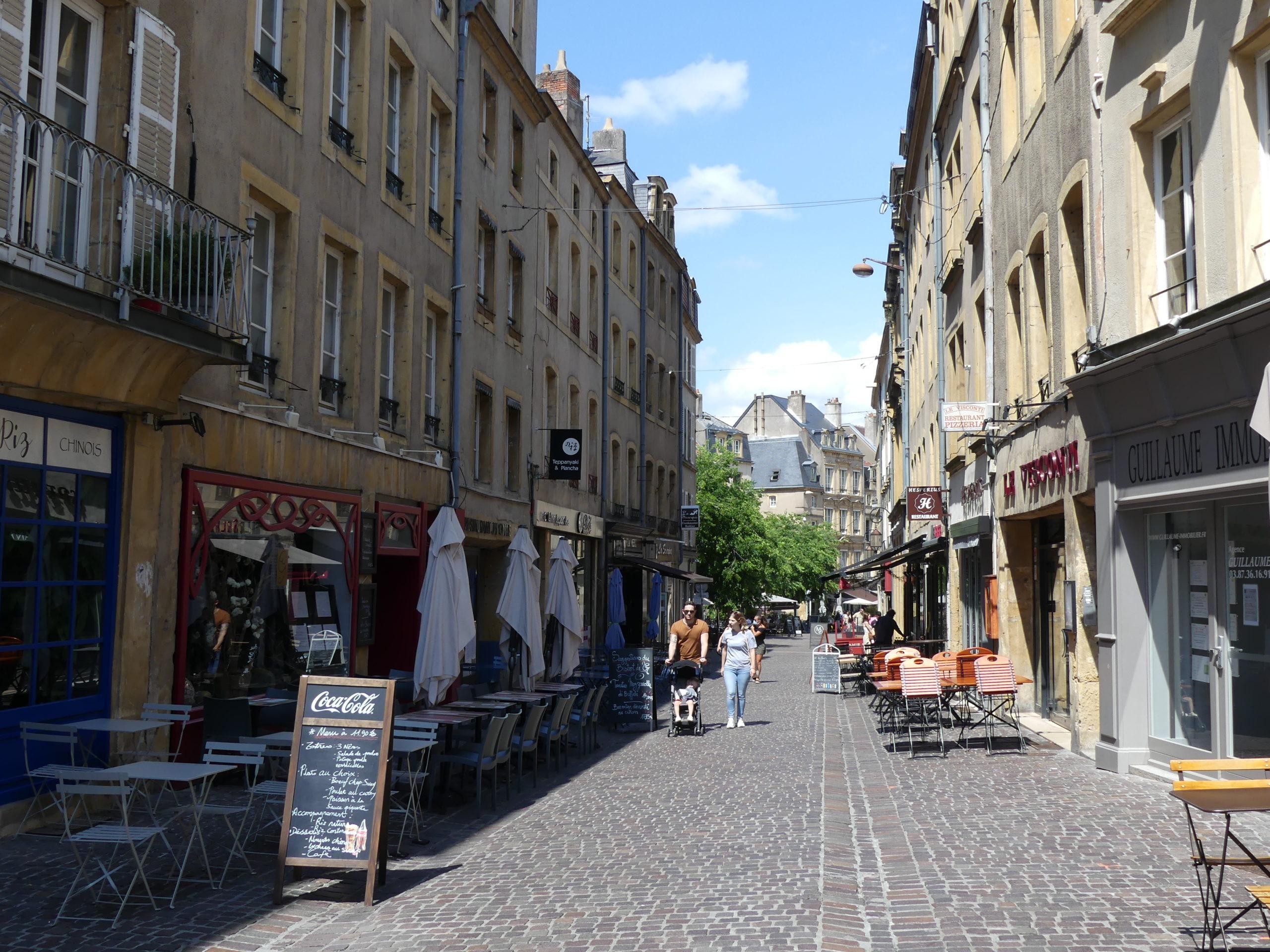 Metz Innenstadt