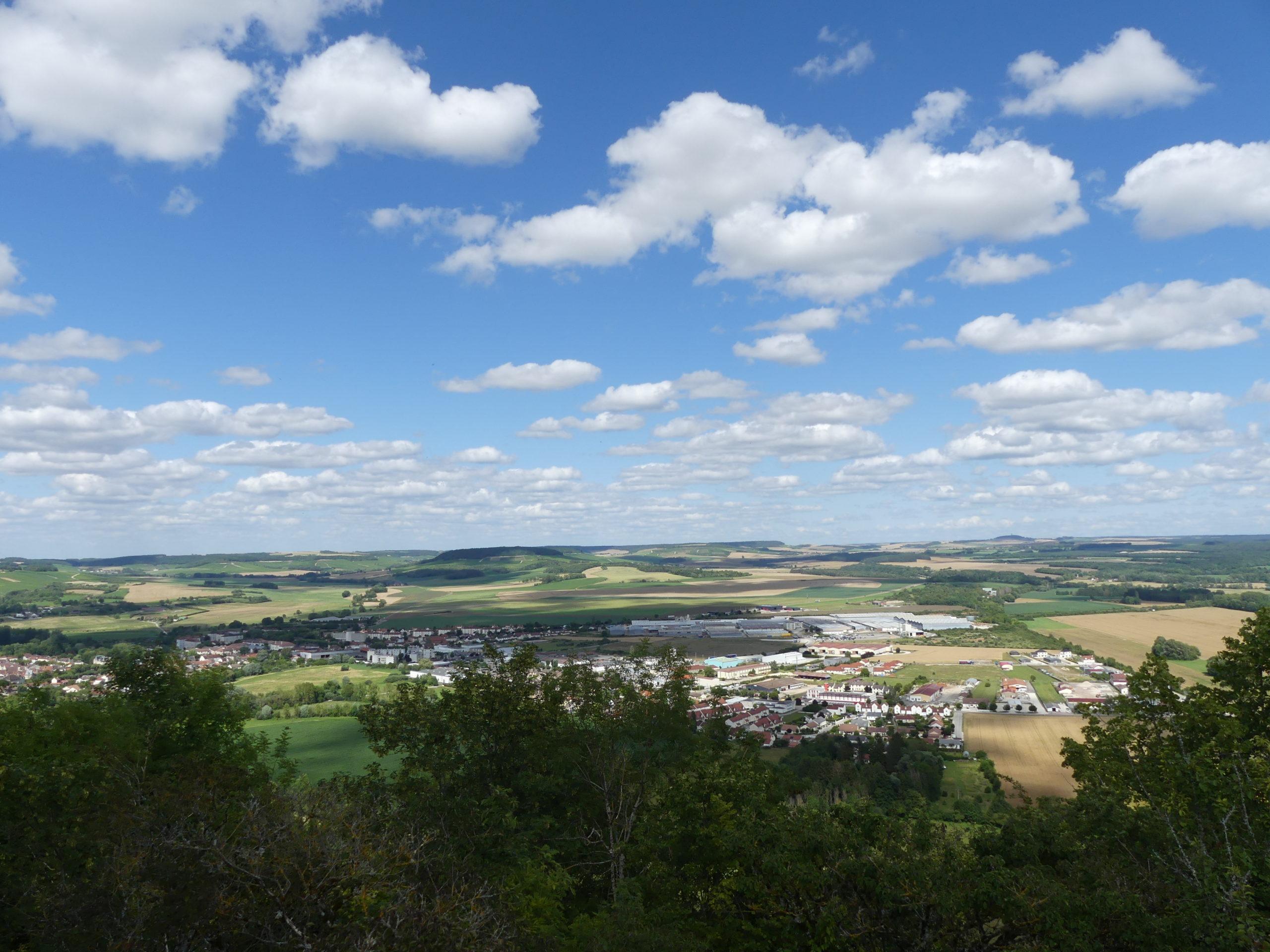 Aussicht Bar-Sur-Aube